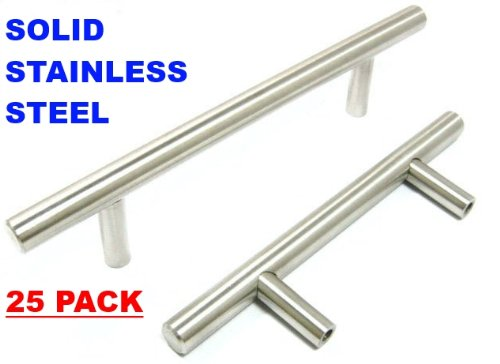 pandora solid stainless steel bar pull handle for drawer kitchen cabinet hardware 10inch t