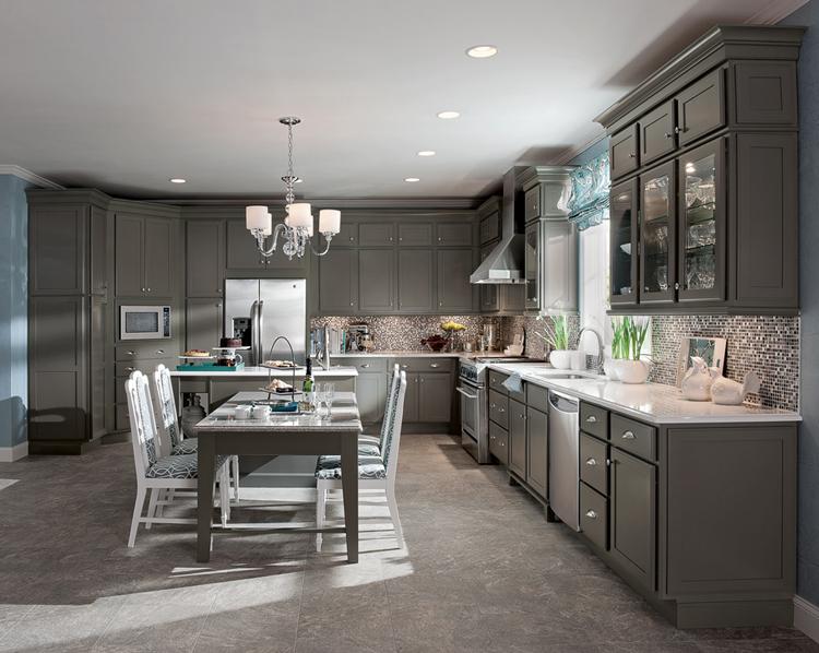 ... Kitchen Renovations Holiday Kitchen Cabinets Reviews | Scifihits.com On  Kitchen Gallery Kraftmaid, Kitchen Ideas, ...