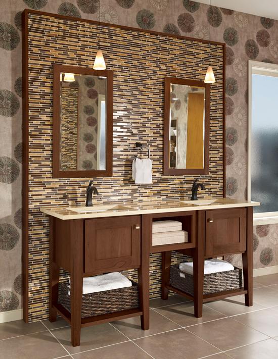 KraftMaid Bath Cabinet Gallery Kitchen Cabinets Smyrna GA