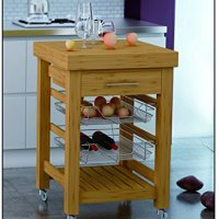Kitchen Island Storage Cart