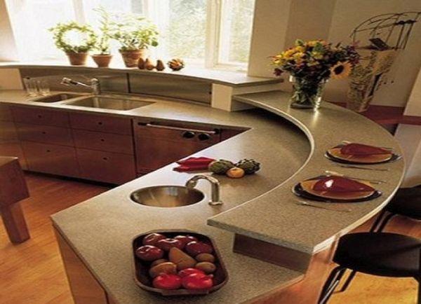 UNIQUE kitchen countertop  (3)