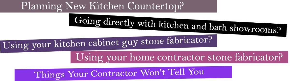 Biggest mistakes to avoid when replacement Kitchen countertop