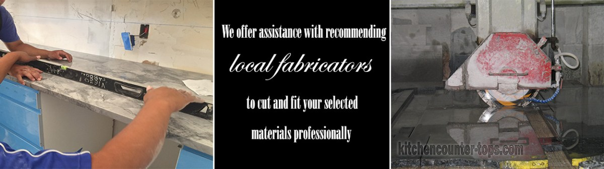 Best local stone countertop fabricators