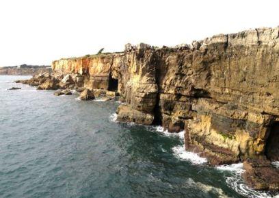 Portugal und Meer