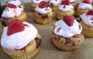 Yogurette Muffin
