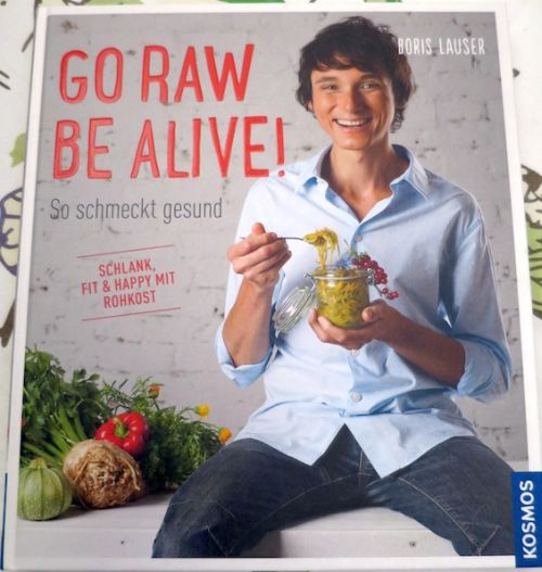 Go Raw Be Alive