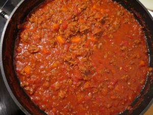 Sauce Bolognese5