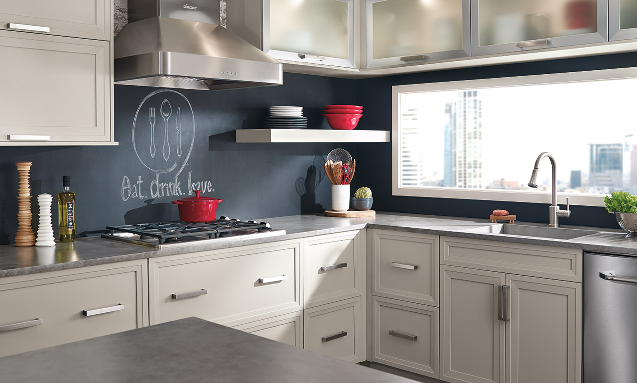 Best Kitchen Gallery: Modern European Style Kitchen Cabi S Kitchen Craft of Generic Kitchen Cabinets on cal-ite.com