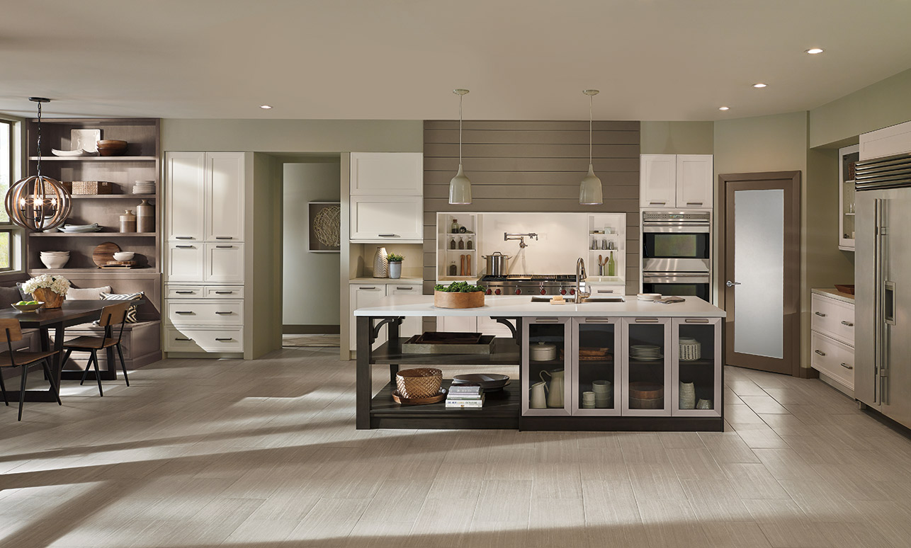 European Kitchen Custom Interior Design Ideas