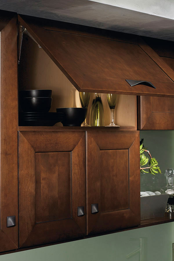Wall Lift Up Cabinet Kitchen Craft Cabinetry