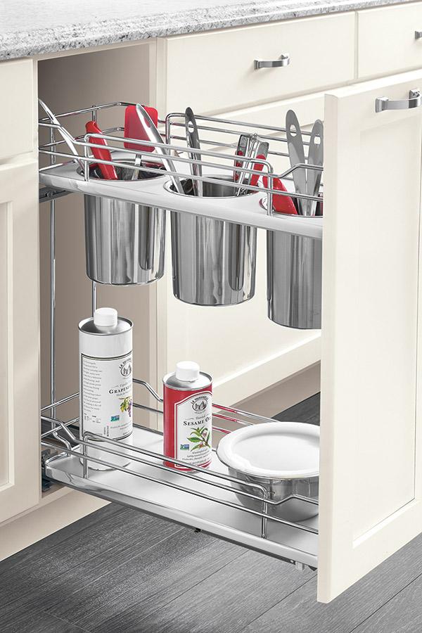 Cabinet Organization Amp Interiors Kitchen Craft