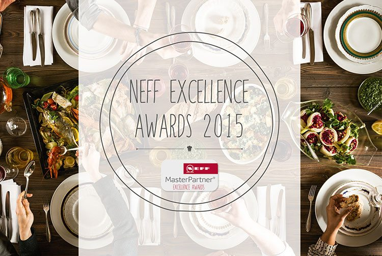 neff excellence master partner awards