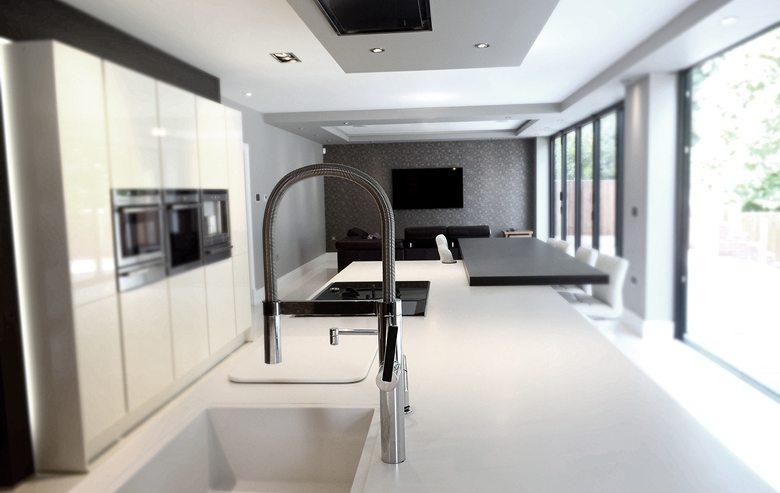 kdc corian gledhill kitchen