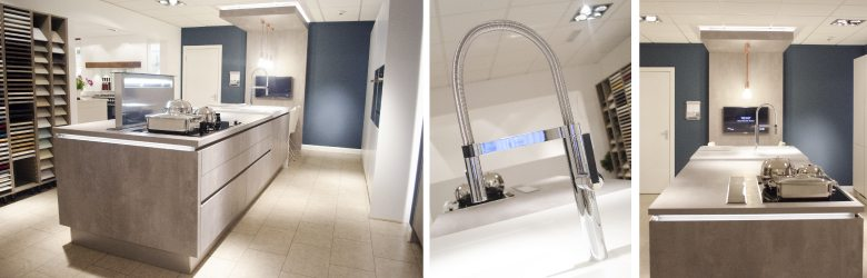 latest designs at the Manchester Kitchen Design Centre Showroom