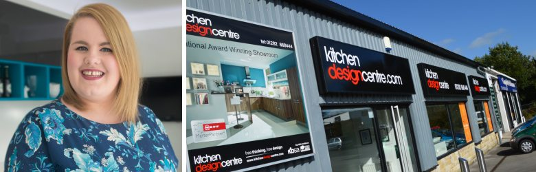Lucy, Colne Kitchen Design Centre