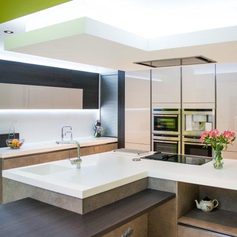 Modern Luxury Finished Kitchen