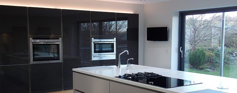 A Modern Kitchen Style