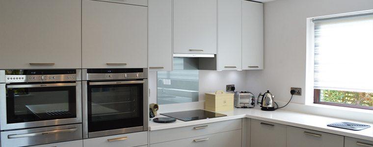 Striking a balance with a grey kitchen design