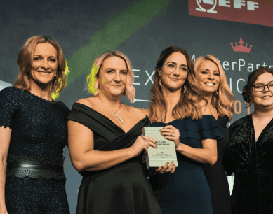 We won Best Use of Small Space at Neff Master Partner Awards