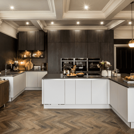 A second Kitchen Design Centre kitchen for a period property