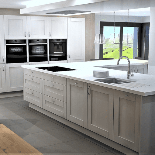 A Winning Design For A Beautiful Barn Kitchen