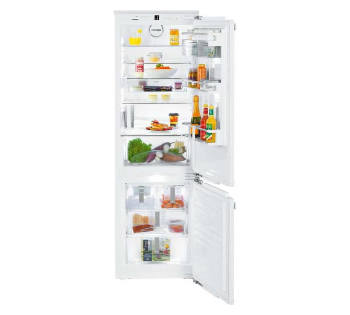 Liebherr 70/30 Fridge/Freezer+Ice Maker(WaterTank)(No Frost)