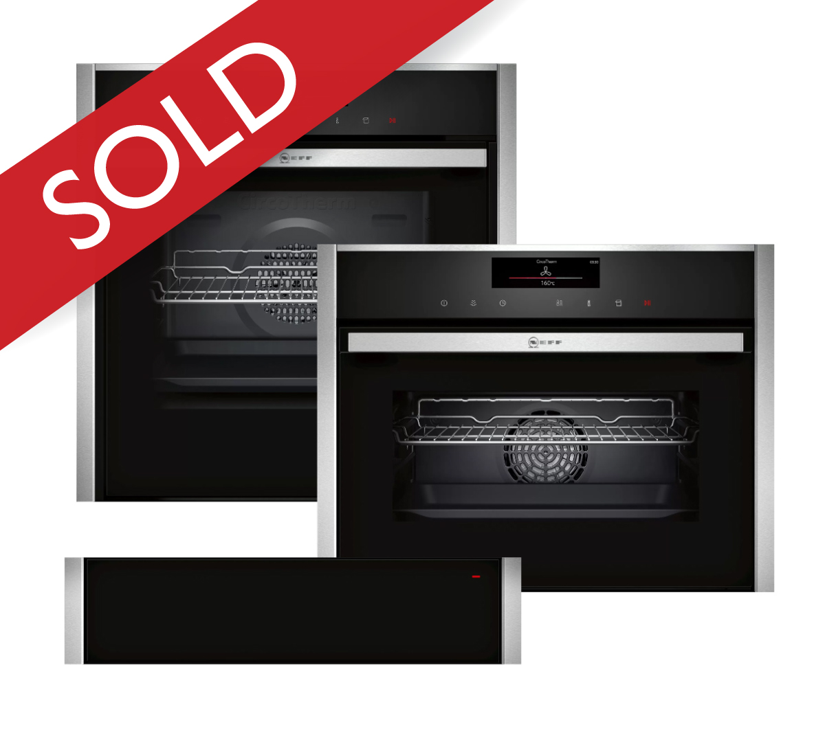 Compact Oven, Single Oven & Warming Drawer