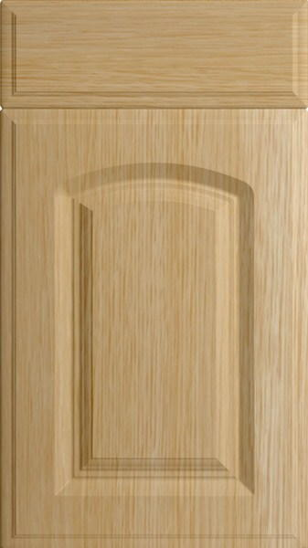 Verona Natural Oak Kitchen Doors From 505 Made To Measure