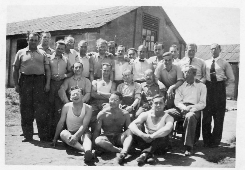 Kitchener Camp 1939, also known as Richborough