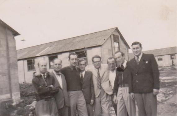 Kitchener camp 1939, Herbert Finkelstein