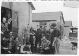Kitchener camp, Werner Hirsch, 1939