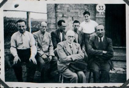Jacob Raphael, Kitchener camp, July 1939