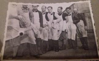 Richborough camp, Sandwich 1939, Hans Friedrich Elias