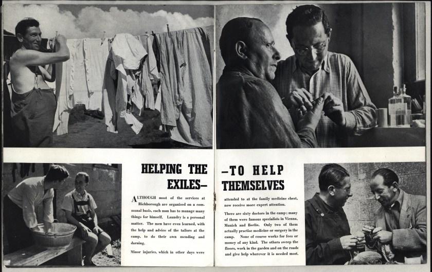 Richborough transit camp 1939