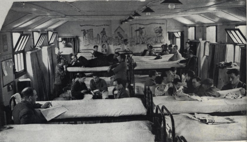 Richborough transit camp, Some Victims, 1939