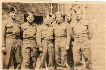 PKitchener camp, Pioneer Corps, Willi Reissner