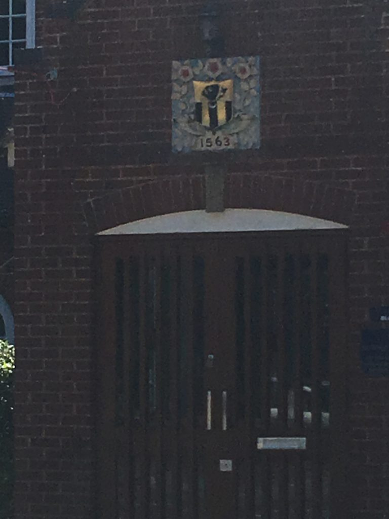Richborough camp, Sandwich, Phineas May diary, Roger Manwood school