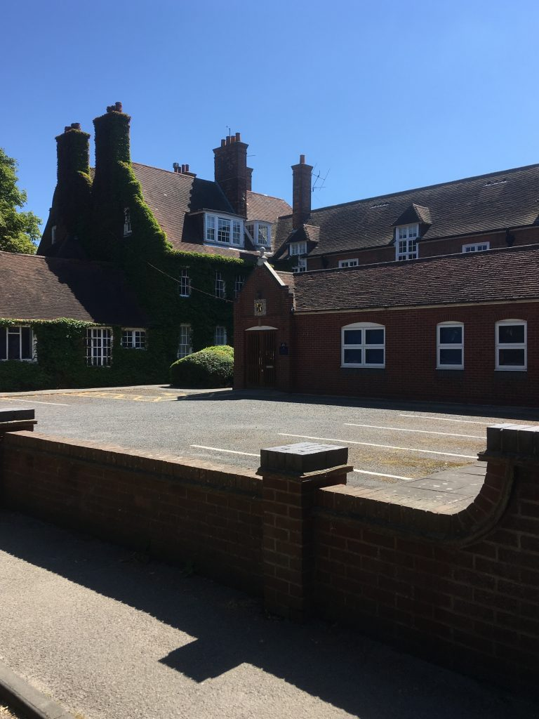 Richborough transit camp, Sandwich, Phineas May diary, Roger Manwood school