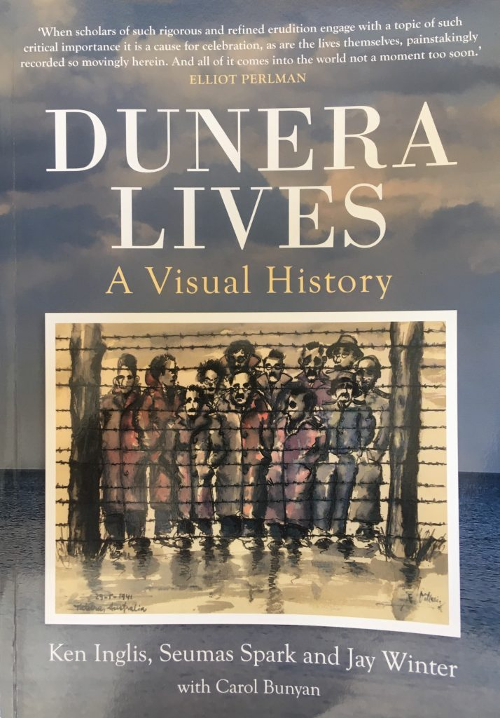 Dunera Lives - front cover