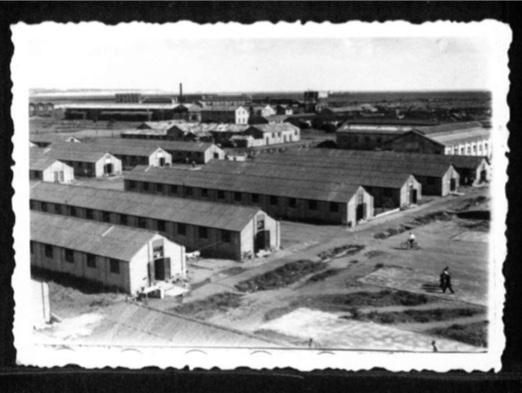 Kitchener camp, Werner Gembicki, Photo, Richborough refugee camp