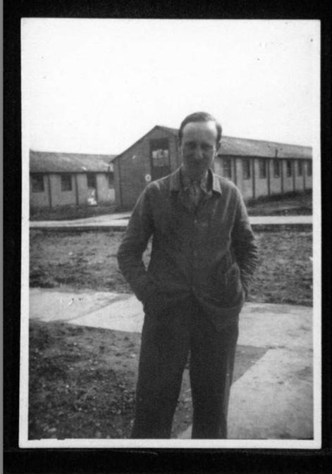 Kitchener camp, Werner Gembicki, Photo