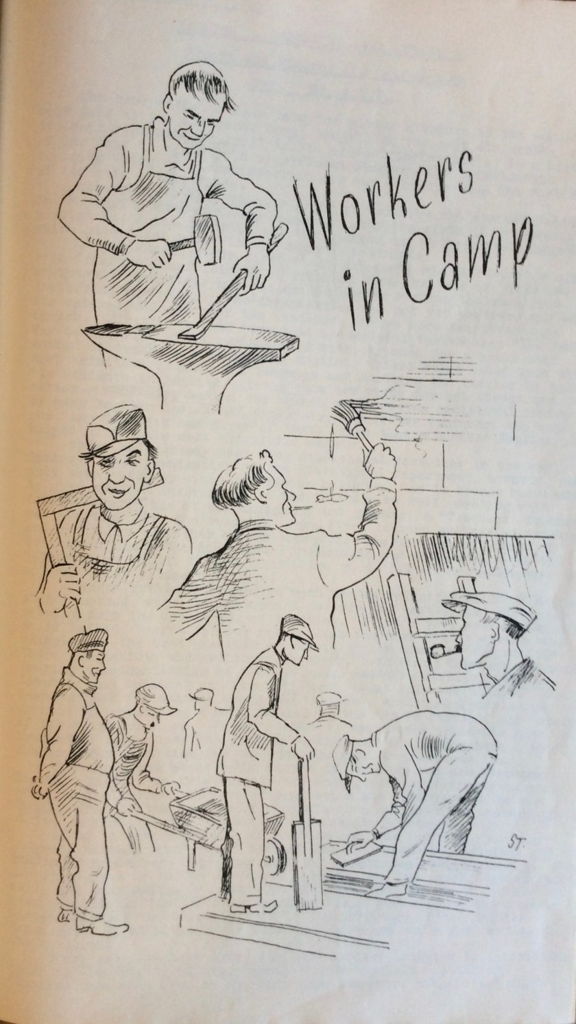 Kitchener Camp Review, October 1939, page 6