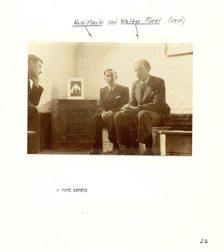 Kitchener camp, Peter Weiss, Autobiography _022