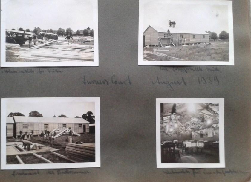 Kitchener camp, Horst Spies, Dovercourt Boys