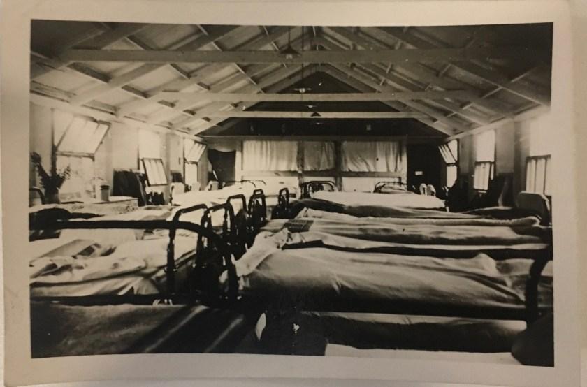 Kitchener camp, Jakob Lengel, 1939
