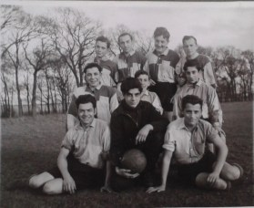 Kitchener camp, Horst Spies, Dovercourt Boys, Turner's Court, December 1939