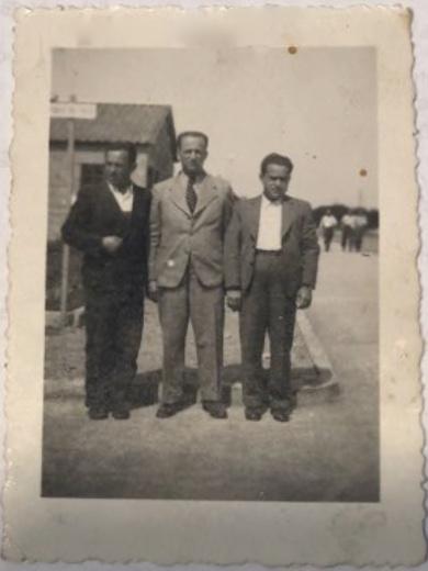 Kitchener camp, Richborough, Nuchim Kürschner, Walter Solomon