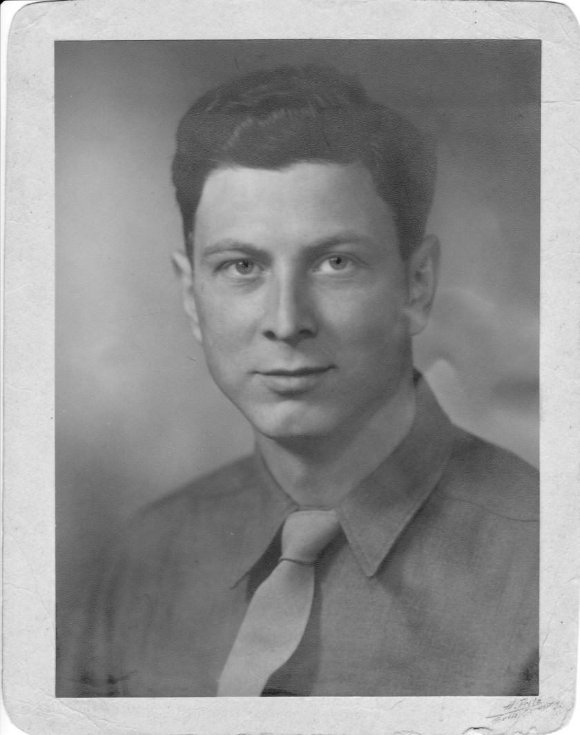 Ernst Desiatnik, Emigration, US Army uniform