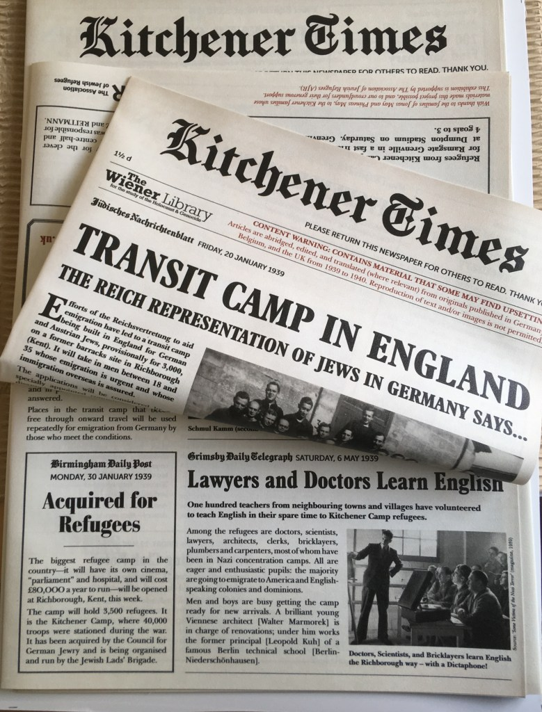 Leave to Land - The Kitchener News