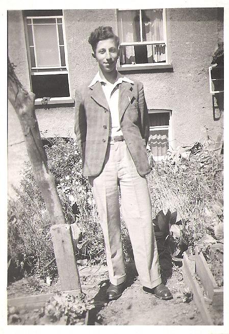 Kitchener camp, Dovercourt boy, Alfred Meyer
